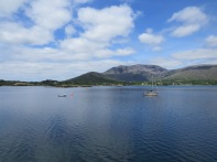 Beautiful Adrigole Harbour, your sheltered waters
