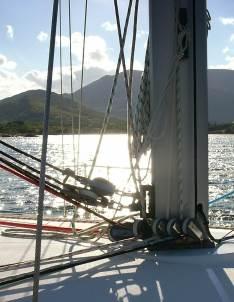 Peace in Adrigole Harbour