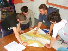 Navigation tuition