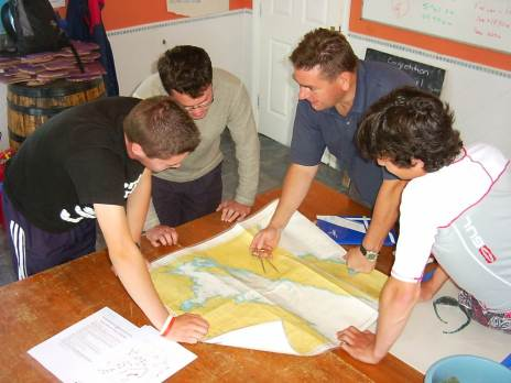 Navigation tuition
