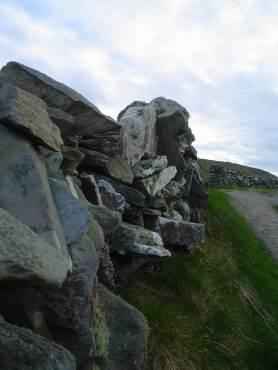 Irish country wall